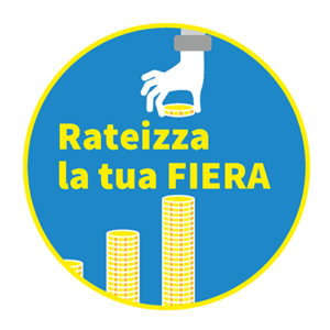 Rateizza la tua Fiera